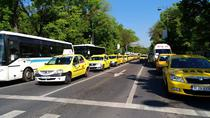 Taxiuri pe Kiseleff