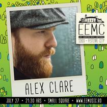 Alex Clare canta la EEMC