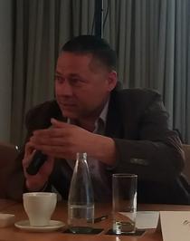 Mihai Marcu, la conferinta RBL de miercuri