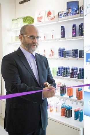 Mircea Turdean, Director General al Farmec
