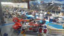 Airbus Ghimbav, hala de modernzare si mentenanta