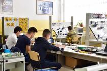 Laborator Mecatronica Stefan Odobleja Craiova