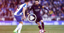 Lionel Messi, impotriva celor de la Espanyol