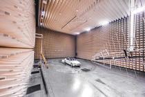 Testare compatibilitate electromagnetica la BMW FIZ