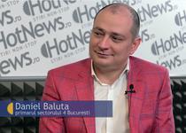 Daniel Baluta, primarul Sectorului 4