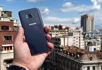 Camera de pe Samsung Galaxy S8