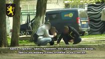 Cei trei presupusi atentatori