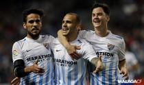 Malaga, victorie uriasa cu Barcelona