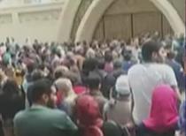 Biserica din Egipt unde a avut loc atacul