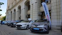 Masini hibride si electrice in fata Ministerului Mediului