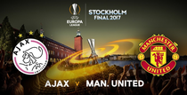 Ajax Amsterdam vs Manchester United in finala Europa League
