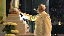 Papa Francisc la Fatima
