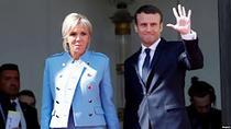 Brigitte Macron si Emmanual Macron