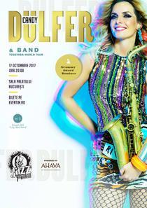 Saxofonista Candy Dulfer