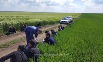 Migranti irakieni opriti la frontiera