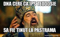 Teodosie - Haute Culture