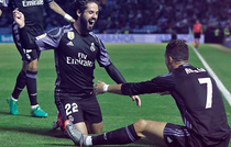 Cristiano Ronaldo, decisiv pentru Real Madrid