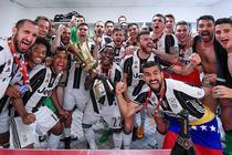 Juve, castigatoarea Cupei Italiei