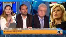 Elena Udrea, la Antena 3