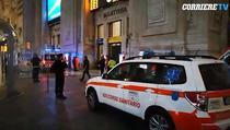 Atac in gara centrala din Milano