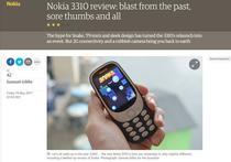 Review Nokia 3310