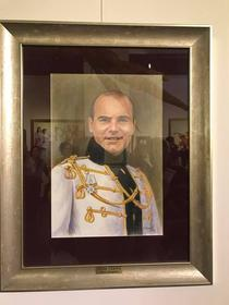Portret Rares Bogdan