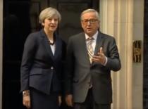 Juncker i-a taiat elanul lui May