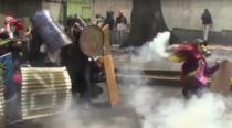 Lupte de strada in Venezuela