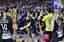 CSM Bucuresti a castigat Cupa Romaniei la handbal feminin