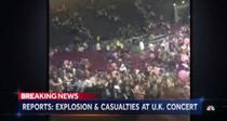 Explozie pe Manchester