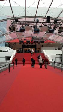Covorul rosu, Cannes