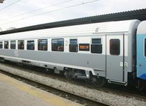Vagon produs la Astra
