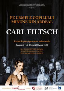 Pe urmele copilului minune din Ardeal, Carl Filtsch