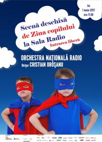 1 iunie - Concert de Ziua Copilului