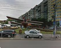 Avionul de pe Sos. Colentina