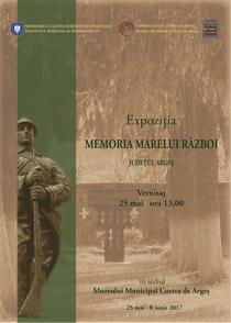 Expozitia Memoria Marelui Razboi