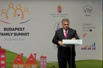 Viktor Orban la Congresul Mondial al Famililor