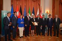 Summitul G7 din Italia, 2017