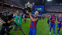 Iniesta si Cupa Spaniei