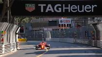 Sebastian Vettel, invingator in Principat
