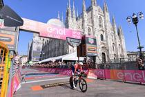 Tom Dumoulin, la Milano