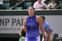 Petra Kvitova, revenire emotionanta la Roland Garros