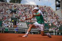 Dominic Thiem, la Roland Garros
