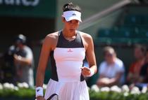 Garbine Muguruza, la Roland Garros