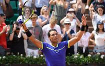 Rafael Nadal, la Roland Garros 2017