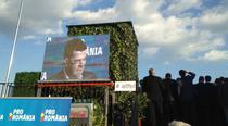 Daniel Constantin la lansarea Pro Romania