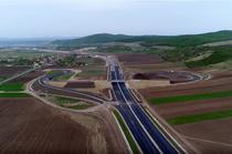A10 Sebes - Turda in constructie (aprilie 2017)