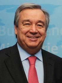 Antonio Gutteres