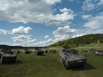 Transportoare blindate Rosomak ale fortelor armate poloneze