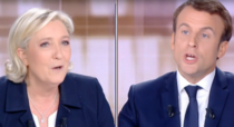 Dezbatere Le Pen - Macron